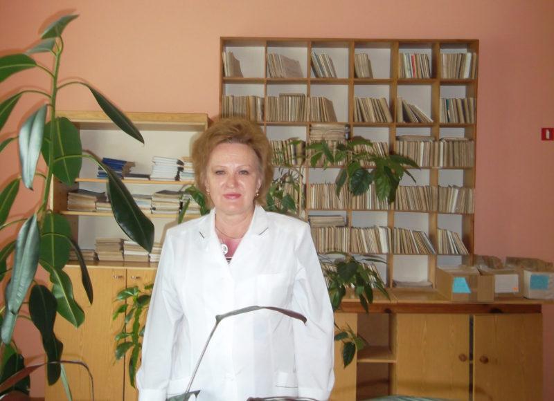 Доросевич Татьяна Германовна