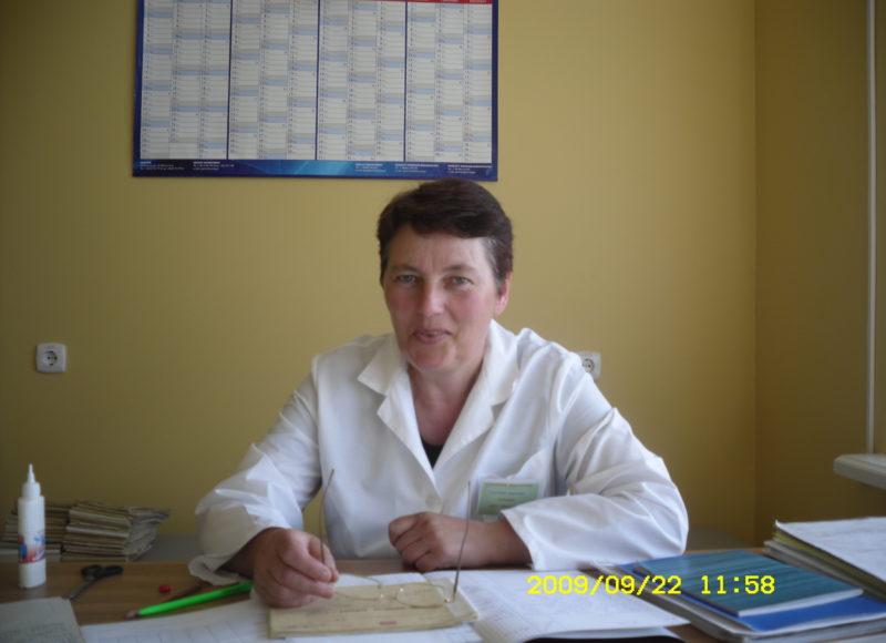 Участковая медсестра