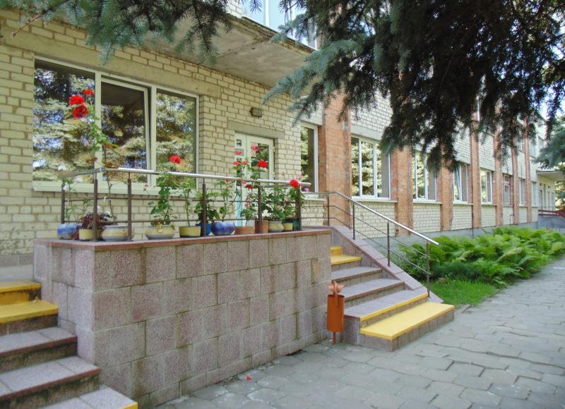 Здание АВОП